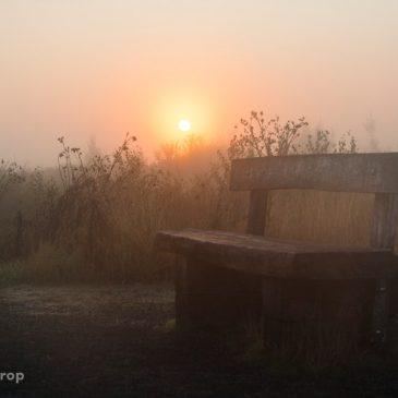 Zonsopkomst Groote Peel 02-09-2018
