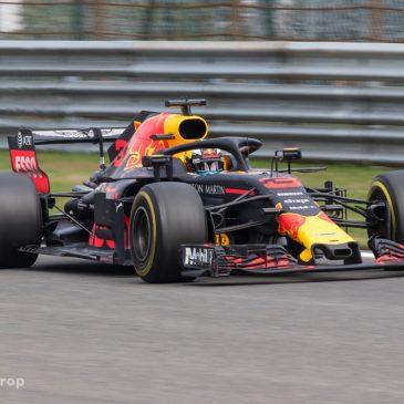 Spa F1 2018