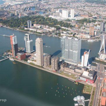 Rondvlucht Rotterdam 14-09-19