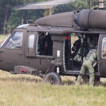 Helikopteroefening APROC 2018