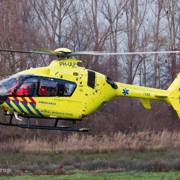 Bezoek Mobiel Medisch Team Volkel (traumahelikopter)